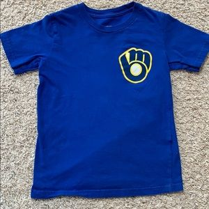 Brewers Yelich tee